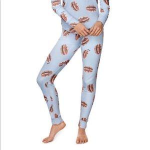 Victoria's Secret PINK Pancake Pajama Bottoms NWTs